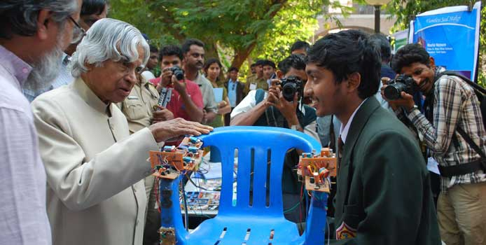 Kalam S Birthday To Be Celebrated As World Student Day Scootalks Com
